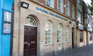 Guildhall centre