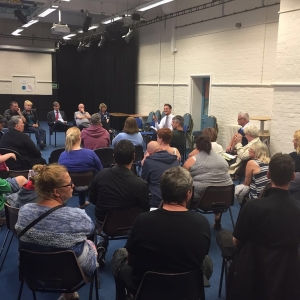 Wilmcote House meeting